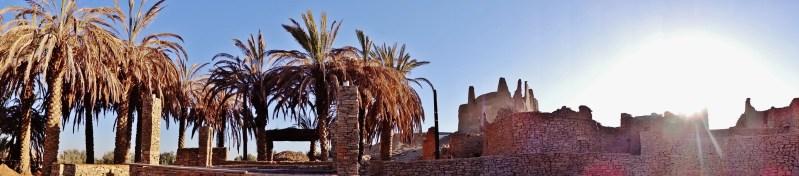 Ancient villages of Dumat Al-Jandal (photo: Florent Egal)