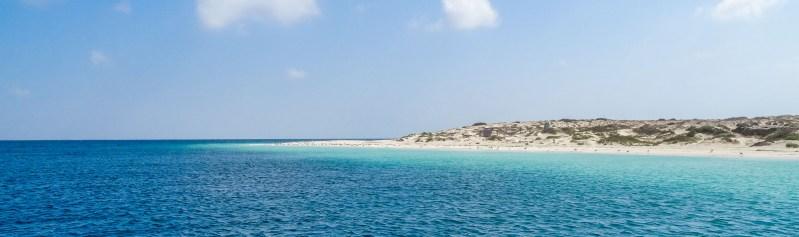 Dumsuq, the Island where stayed the French explorer Henry de Monfreid (photo: Florent Egal)