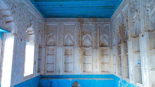 Al-Rifa'ai Turkish house in Farasan Al-Kebir (photo: Florent Egal)
