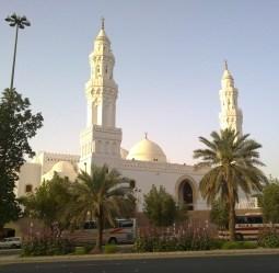 Masjid Al-Qiblatain (photo: Aiman titi)