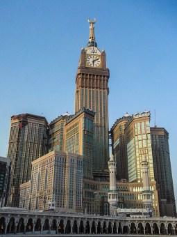 Abraj Al-Bait Towers (photo King Eliot)