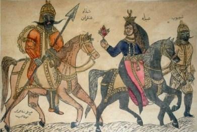 Antarah Ibn Shaddad and Abla (horemachet from moskva)