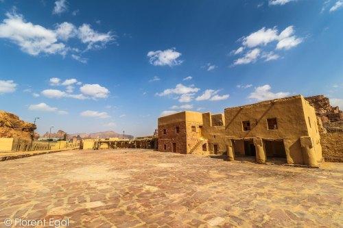 Souq of Al-Ula Heritage Village (photo: Florent Egal)