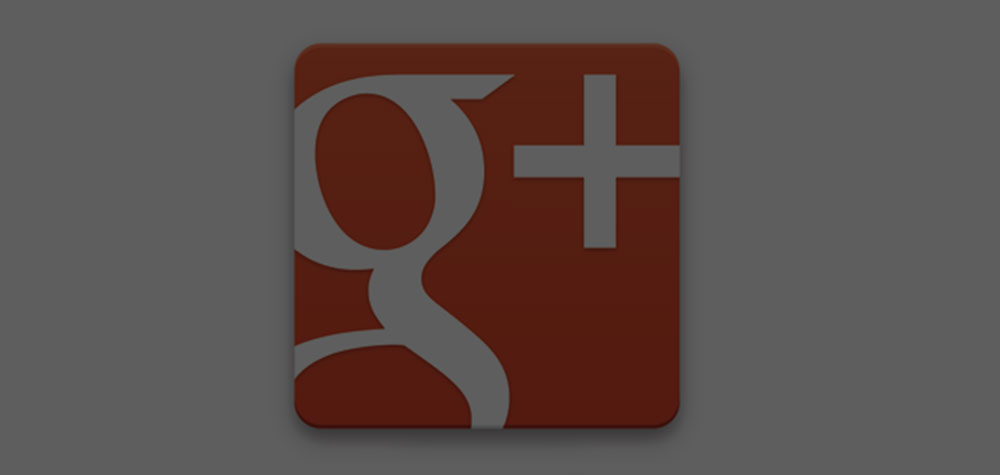 Circle us on Google+