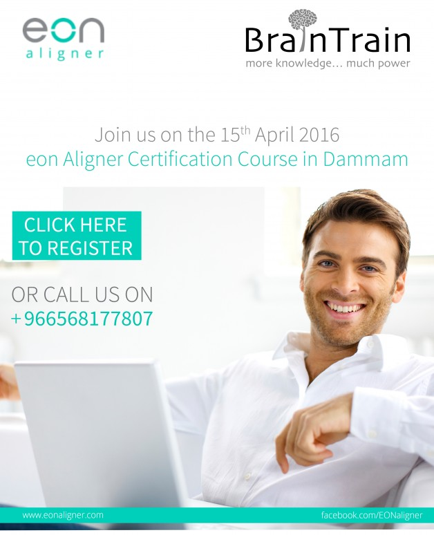 eon Aligner Certification Course in Dammam