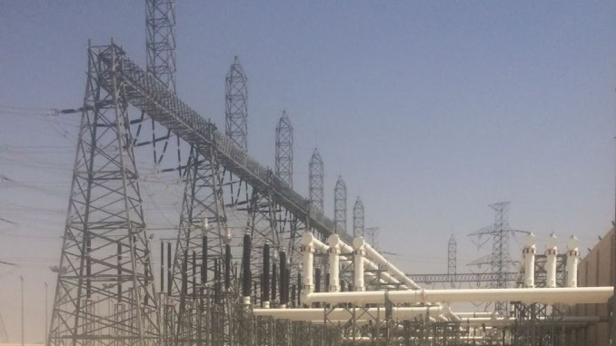 Saudi Arabia issued new tender for 380kV Substation related to