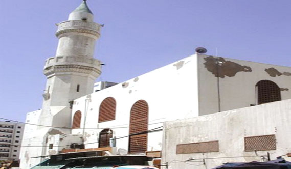 مسجد المعمار Mosque of architecture