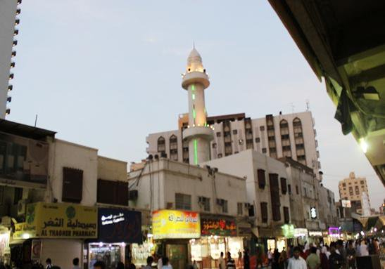 مسجد عكاش Mosque of Akash