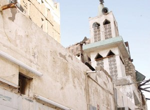 مسجد عثمان بن عفان رضي الله عنه Mosque of Uthman ibn Affan may Allah be pleased with him