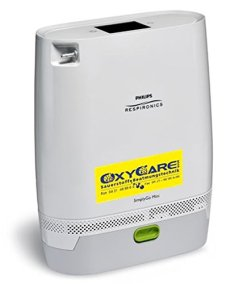 mobiler sauerstoffkonzentrator test simplygo mini