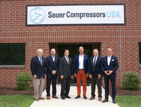 Sauer Executive Management