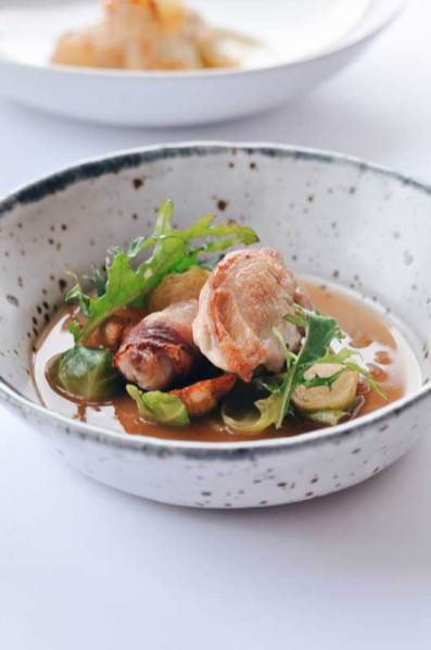 New Winter Dishes and Cocktails captured by Jezriel Ganino - Sault Restaurant Daylesford