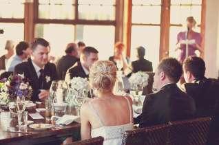 Bianca Robertson's Wedding - Sault Restaurant Daylesford
