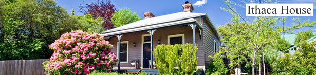Ithaca House Daylesford Accommodation