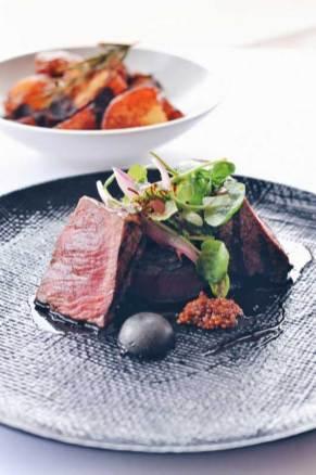 New Winter Dishes and Cocktails captured by Jezriel Ganino - Sault Restaurant Daylesford