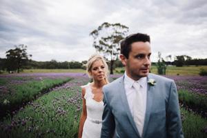 Victoria & Marks Wedding at Sault Restaurant Daylesford (1)