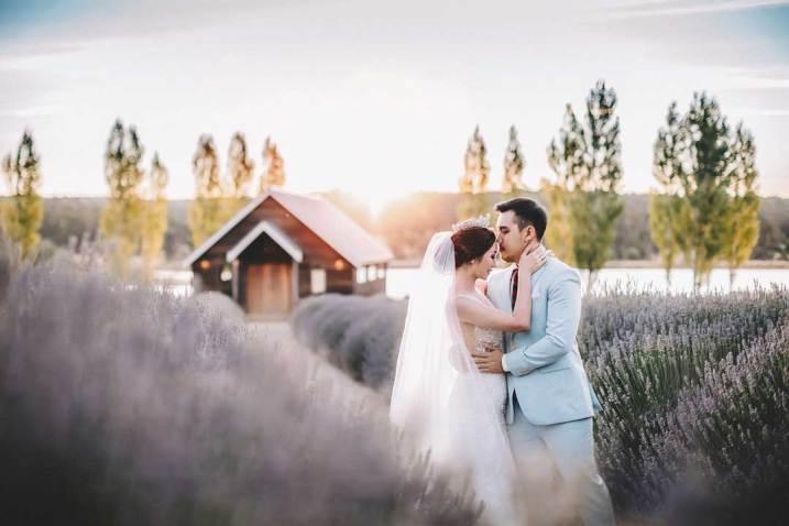 Wedding Pre-Shoot at Sault