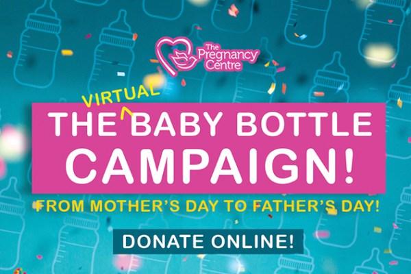 Algoma Pregnancy Centre Baby Bottle Campaign Online Ad