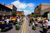 Downtown Days in Sault Ste. Marie, Michigan