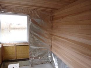 Wand en plafond