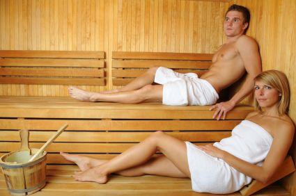 Sauna Men  Images of Males Enjoying the Heat