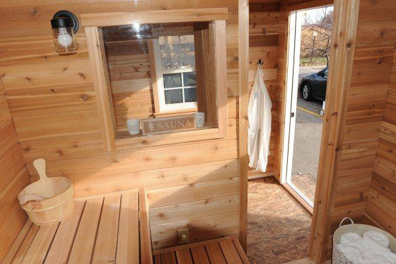 Tips to think about for your own authentic sauna build ...