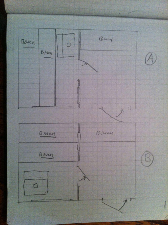 medium resolution of 8x12 sauna plans