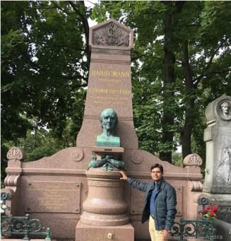 Hahmemann Cemetery Tomb