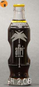 Afri Cola pH Wert 2,08