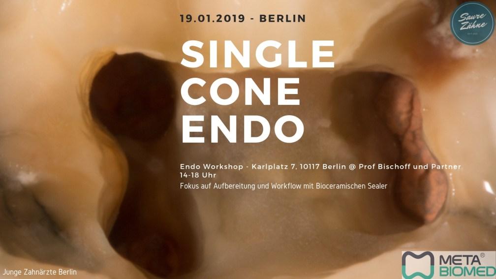 Single Cone Endo SCE