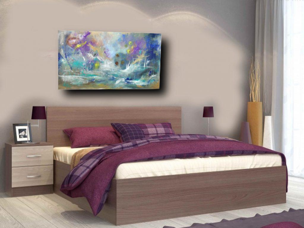 Quadri per camera da letto: Quadri Per Camera Da Letto Astratti