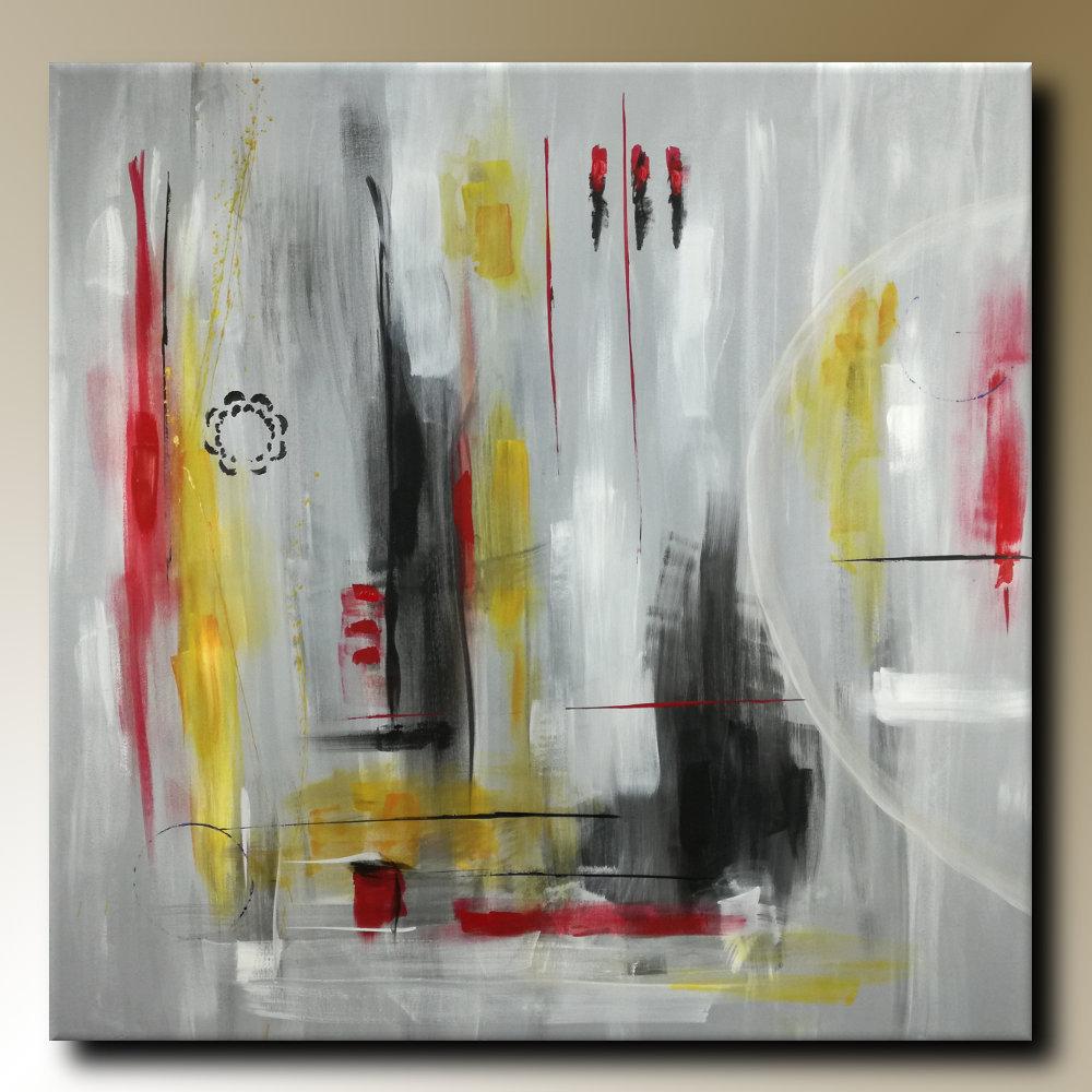 quadri moderni 120x120 olio su tela sauro bos