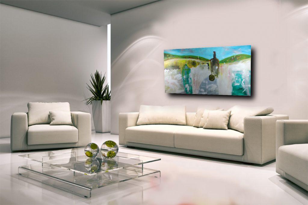 quadri moderni per soggiorno  sauro bos