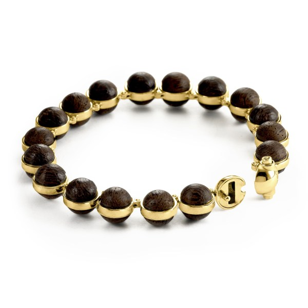Buy Sphera Wood Bracelet 351 for 3020 Sauro