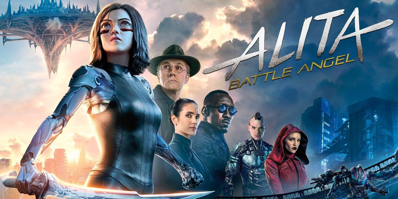 Alita Battle Angel, Tilly, The Real Female Superhero | Sausage Roll