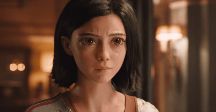 Alita emotions and eyes | Sausage Roll