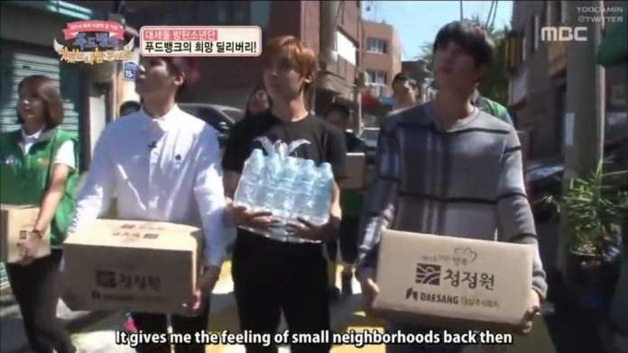 Bulletproof Boy Scouts giving food and water | Sausage Roll