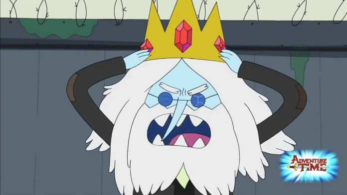 Ice King has a drug addiction | Sausage Roll
