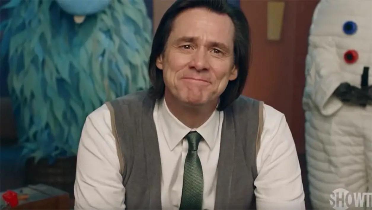 Jim Carrey is back for Kidding Season 2 | Sausage Roll