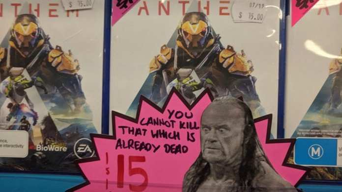 Australian retailers know Anthem is dead