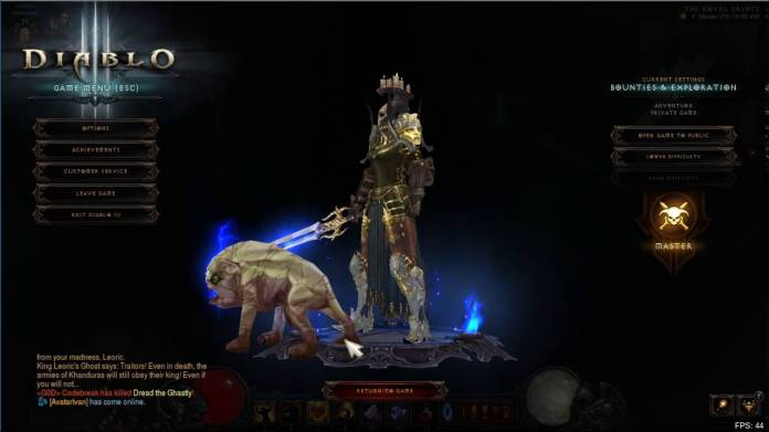 Diablo III pet - Buddy | Sausage Roll