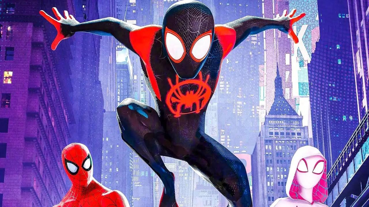 Watch Spider-Man: Into the Spider-Verse | Sausage Roll