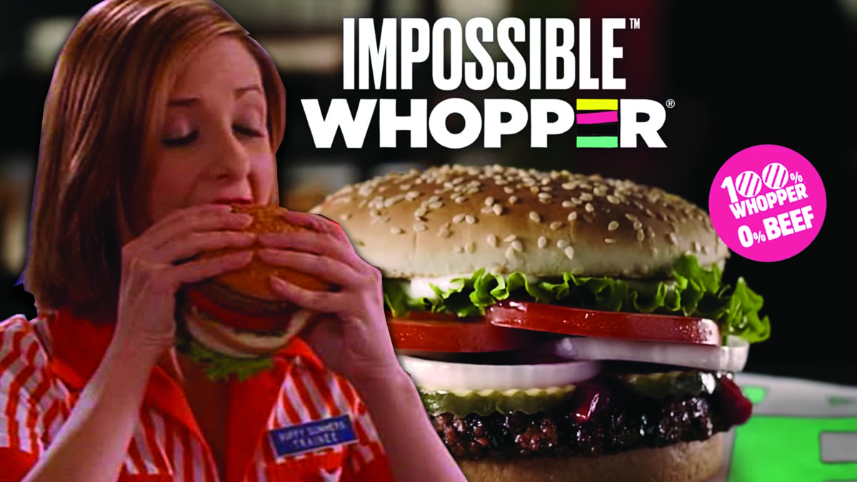 Hungry Jack's Impossible Burger gives Buffy fans flashbacks