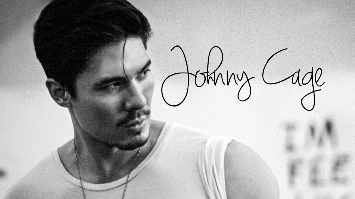 Lewis Tan confirms he's playing Johnny Cage part in Mortal Kombat movie