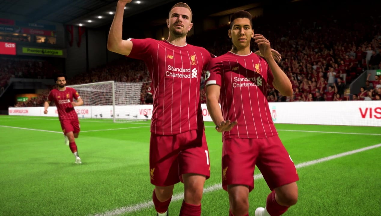People love FIFA 20 despite a disappointing career mode