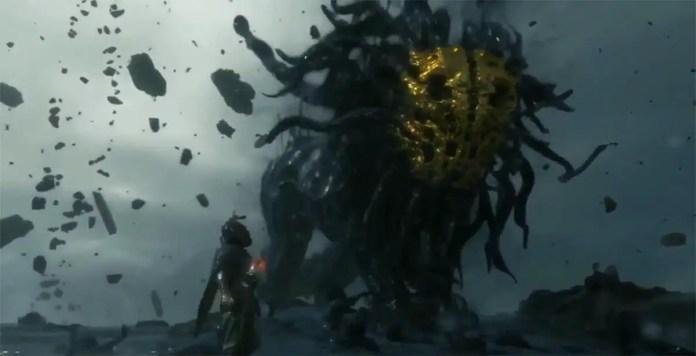 Death Stranding monster