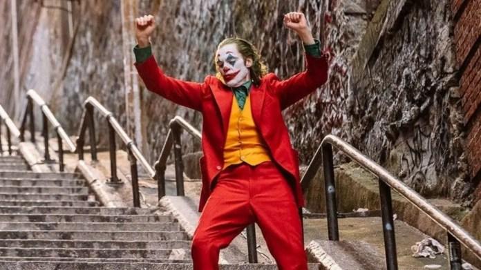Phoenix as Joker (2019)