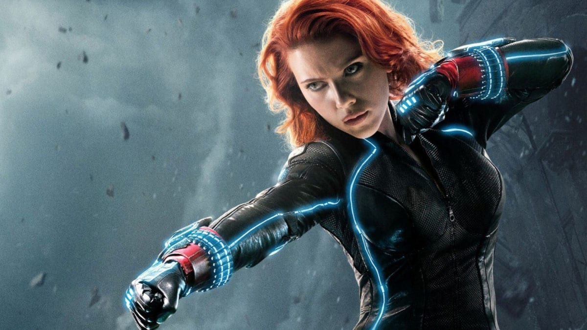 This Black Widow cosplay is a must see, it's bloody hilarious