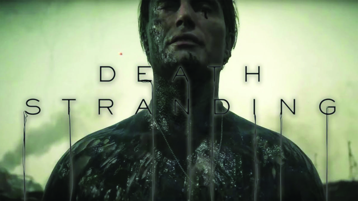 Death Stranding soundtrack 'Timefall' reveals connection to Metal Gear