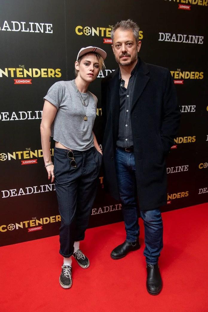 Kristen Stewart looks trashy at Deadline's The Contenders
